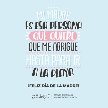 Feliz Día De La Madre By Mr Wonderful Feliz Día De La