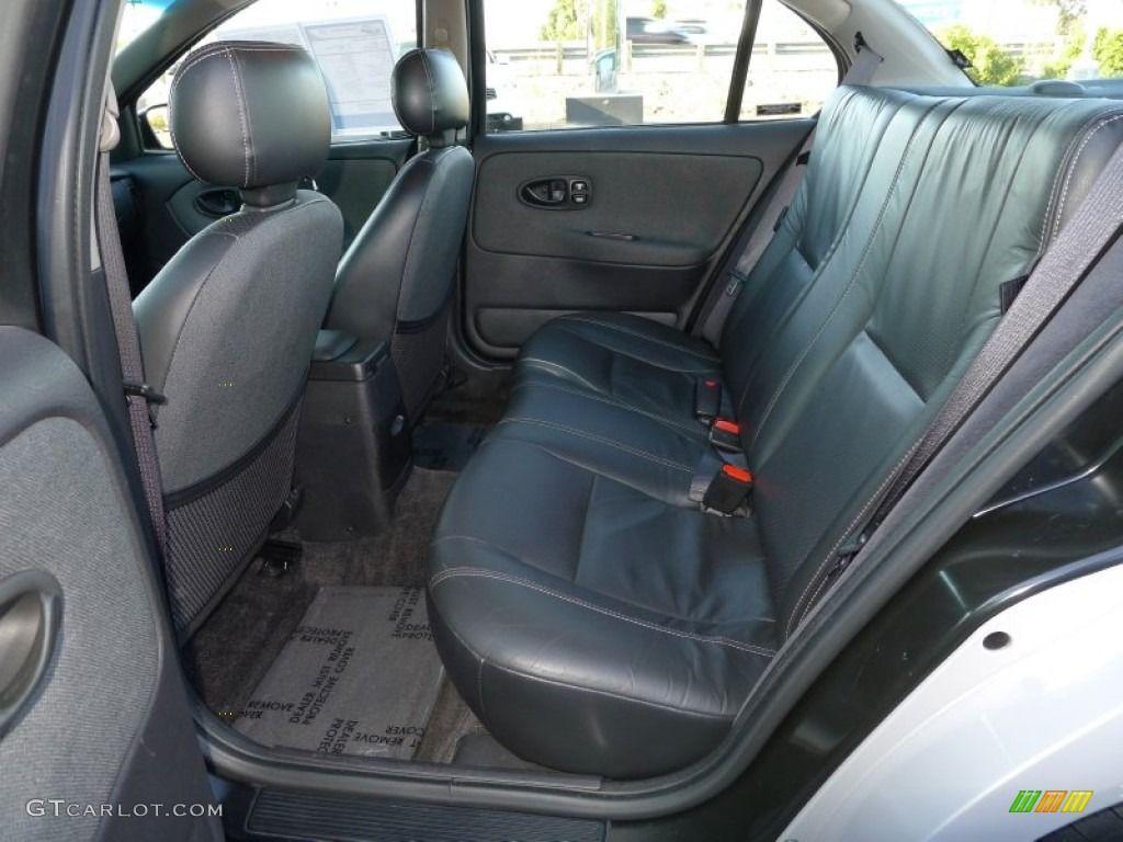 Black Interior 2001 Saturn S Series Sl2 Sedan Photo 51319720 Saturn S Series Black Interior Saturn