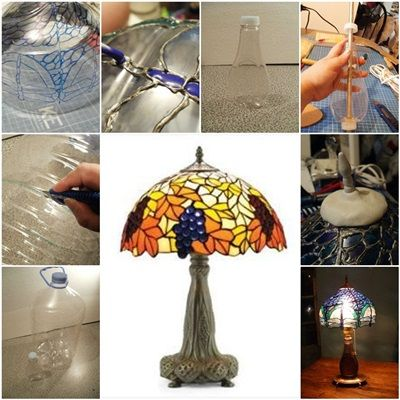 How To Repair A Broken Stained Glass Lamp Shade Doityourself