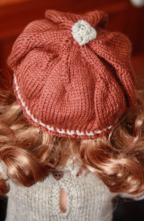 Lovely doll knitting pattern to your Baby born   Knitting ...