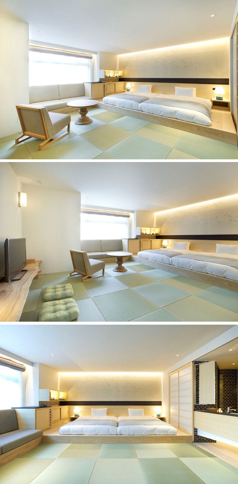 Hotel Room Designs: 7 Ways This Hotel Room Exemplifies Japanese Culture