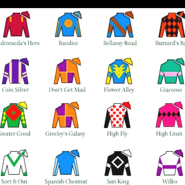 Design Jockey Silk Template Google Search Kentucky Derby Party