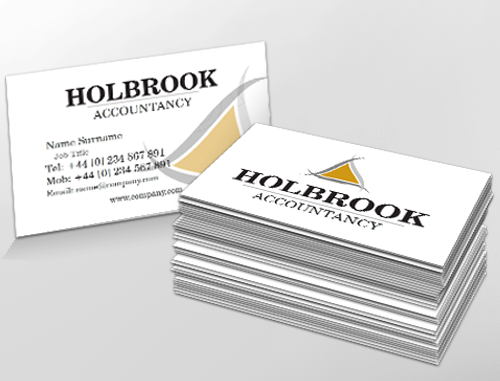 Traditional business card design ideal for accountancy customise a traditional business card design ideal for accountancy customise a range of business card templates fbccfo Images