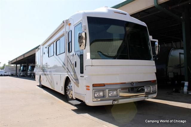 Wauconda Il Used Class A Diesel 2001 Fleetwood American Eagle For Sale In Wauconda Il Rvs Com Cool Rvs Recreational Vehicles New Bus