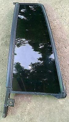 1999 2004 Jeep Grand Cherokee Left Rear Vent Window Driver Tinted Glass Oem Tinted Windows Jeep Grand Cherokee Windows