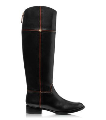 NEED to have these.  Juliet Riding Boot | Womens Heels | ToryBurch.com