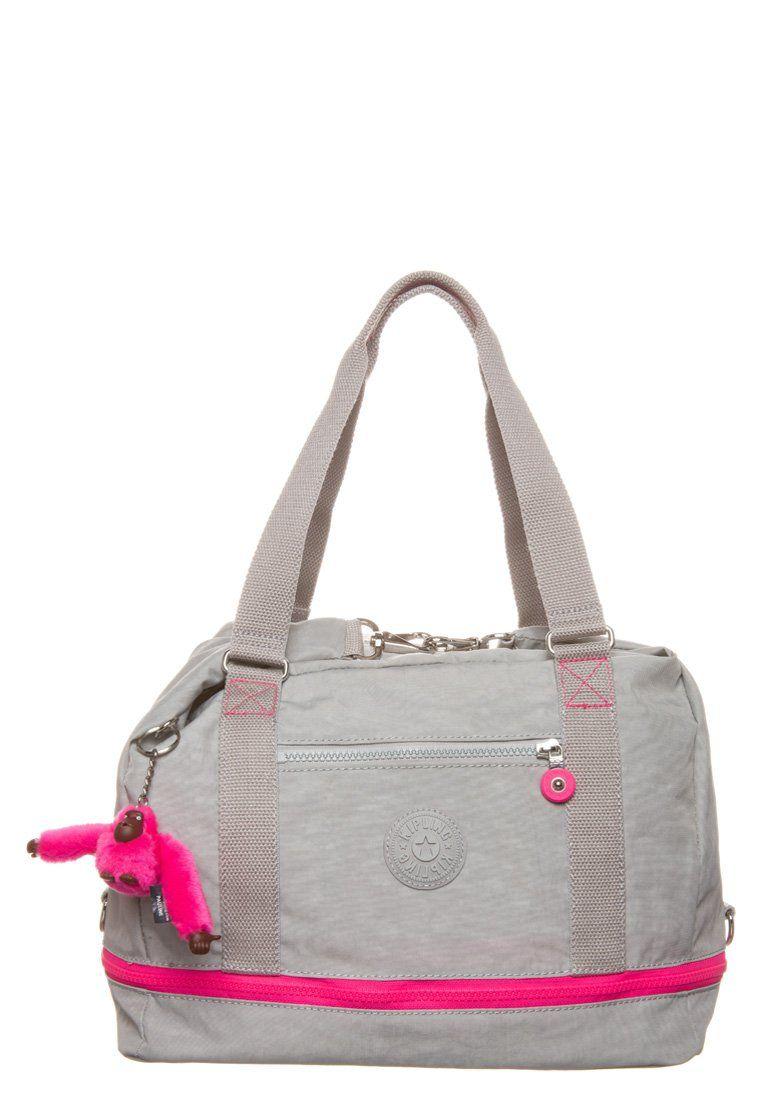 c67fca5382 Kipling - SUMIDA - Handtas - Grijs Kipling Bags, Girls Bags, Gym Bag,