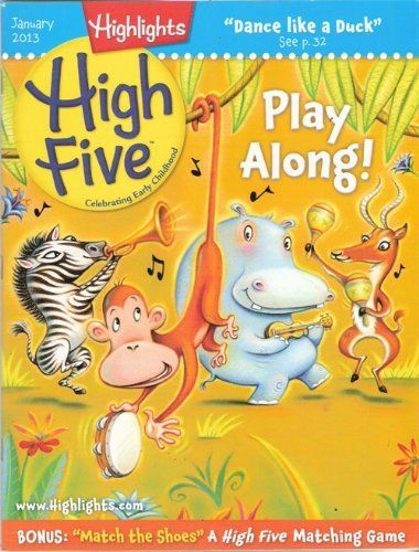 Highlights High Five Magazine Subscription Highlights for Children. http://i0.wp.com/www.amazon.co… | Magazines for kids. Magazine subscriptions for kids ...