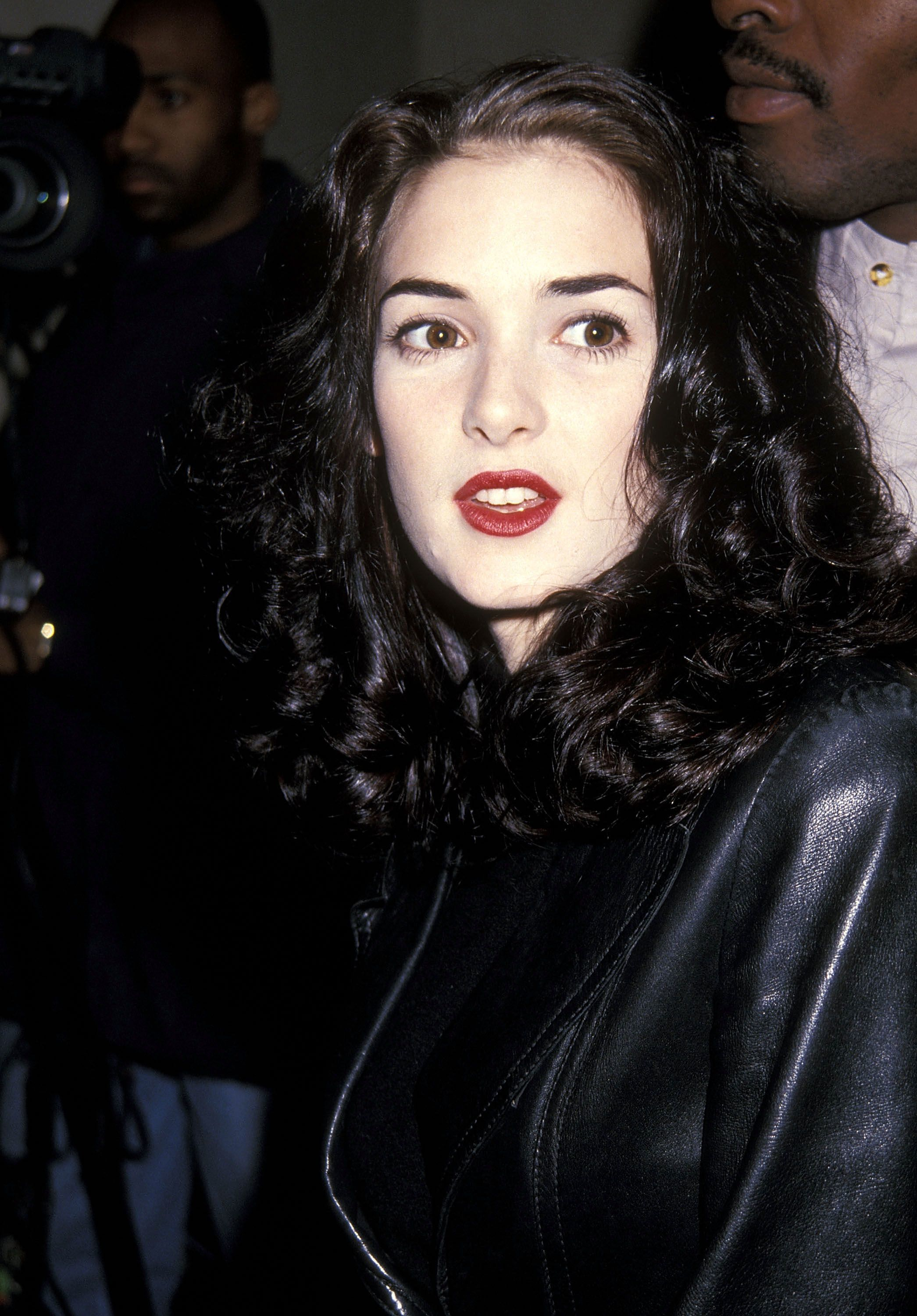 Winona Ryder in the 90...
