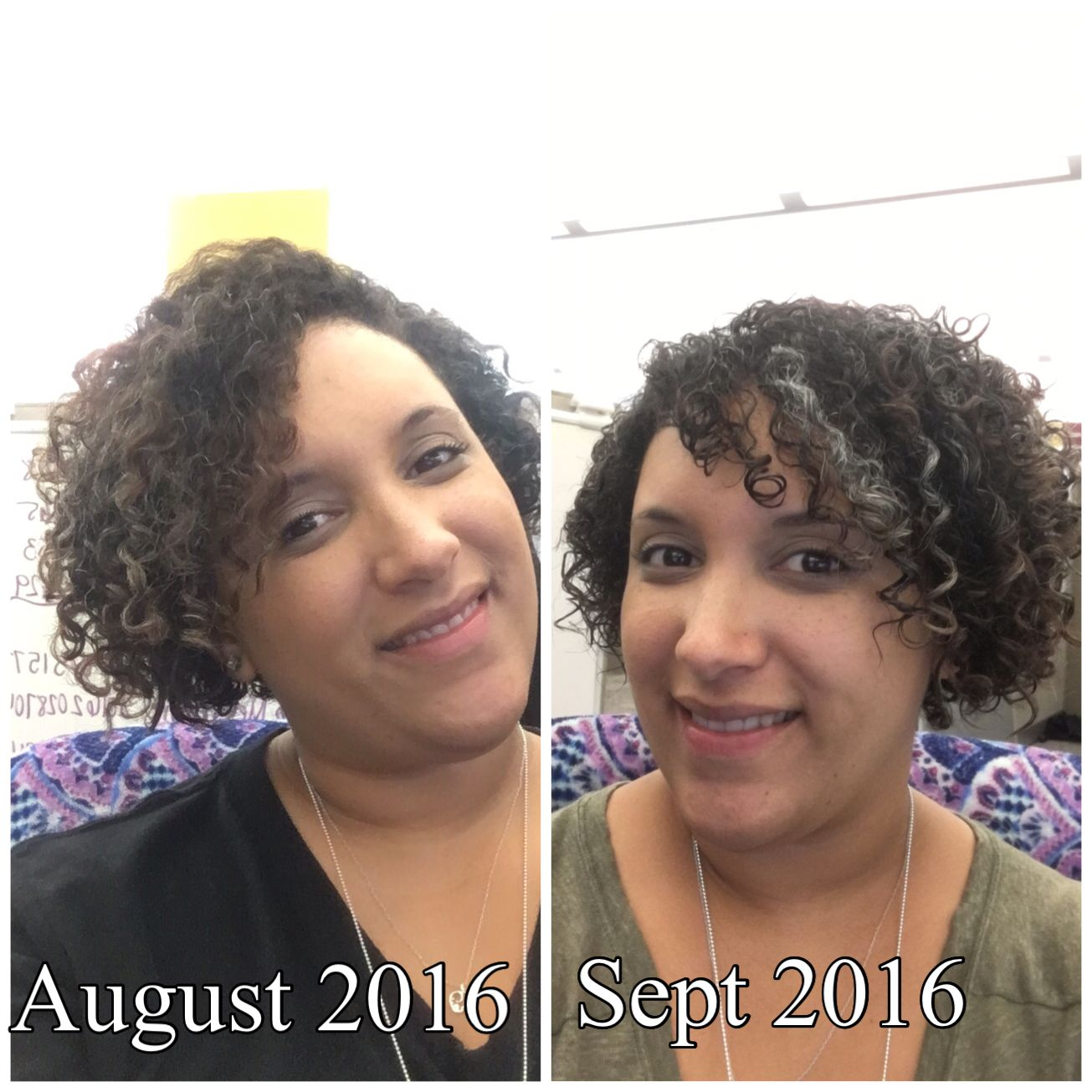 Getting better and better every day devacurl curly hair journey