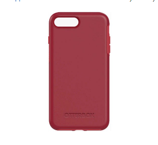 Otterbox Symmetry Case For Apple Iphone 8 Plus Iphone 7 Plus Rosso Corsa Flame Red Race Red Iphone Accessories Iphone 8 Plus Iphone 7 Plus