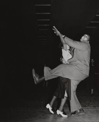 MoMA | The Collection | Aaron Siskind. Savoy Dancers from the series Harlem Document. 1936