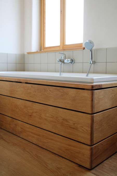 Fabulous Bath wood | baie in 2019 | Badewanne ideen, Badewanne holz und PD67