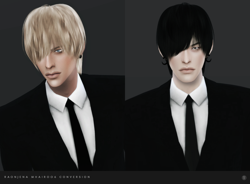 Fascination - S4 * [BLACK]raonjena mhair006 conversion