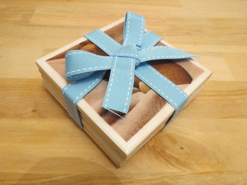 Picture Coasters, Diy Picture