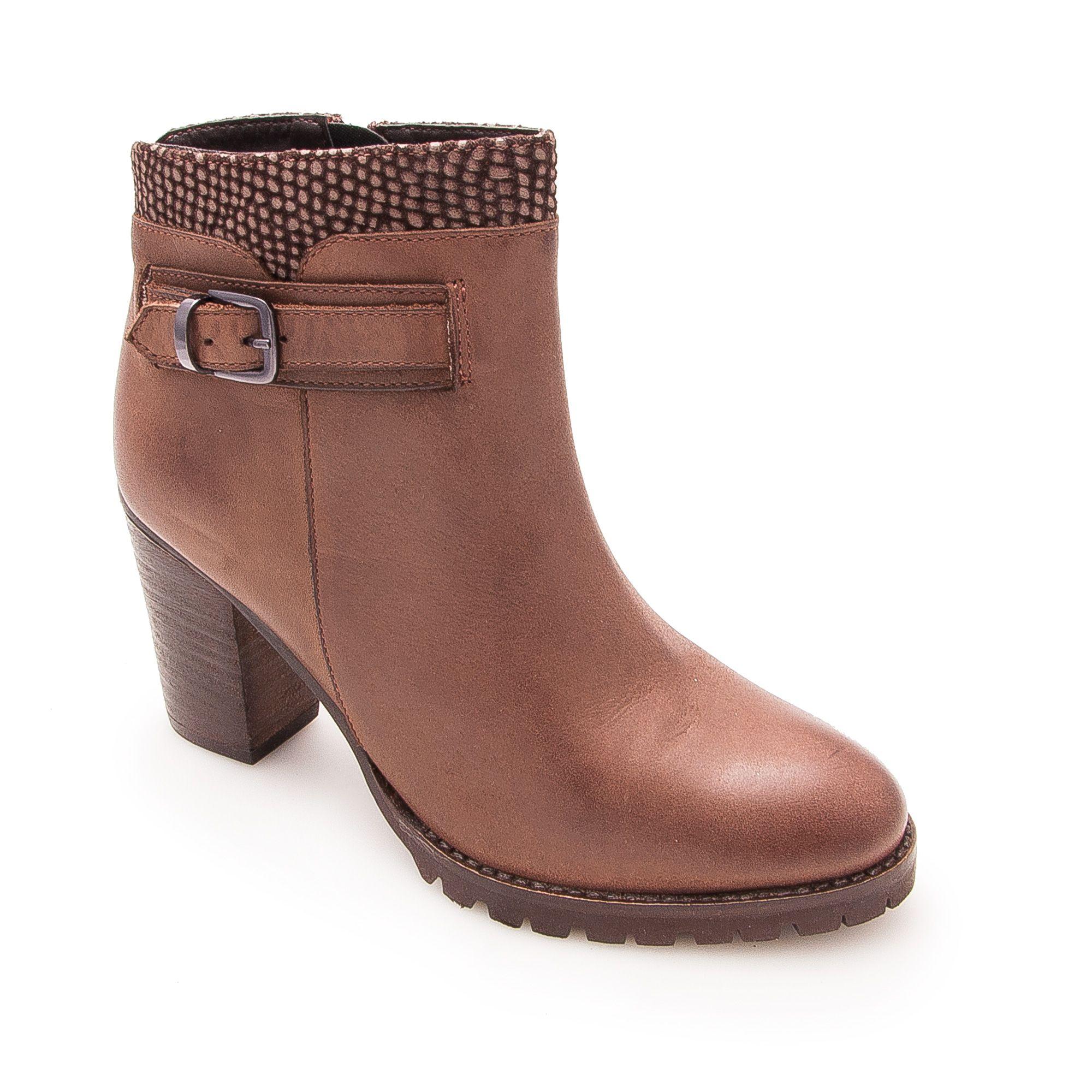 Zapatos negros Zerimar para mujer KLOUB