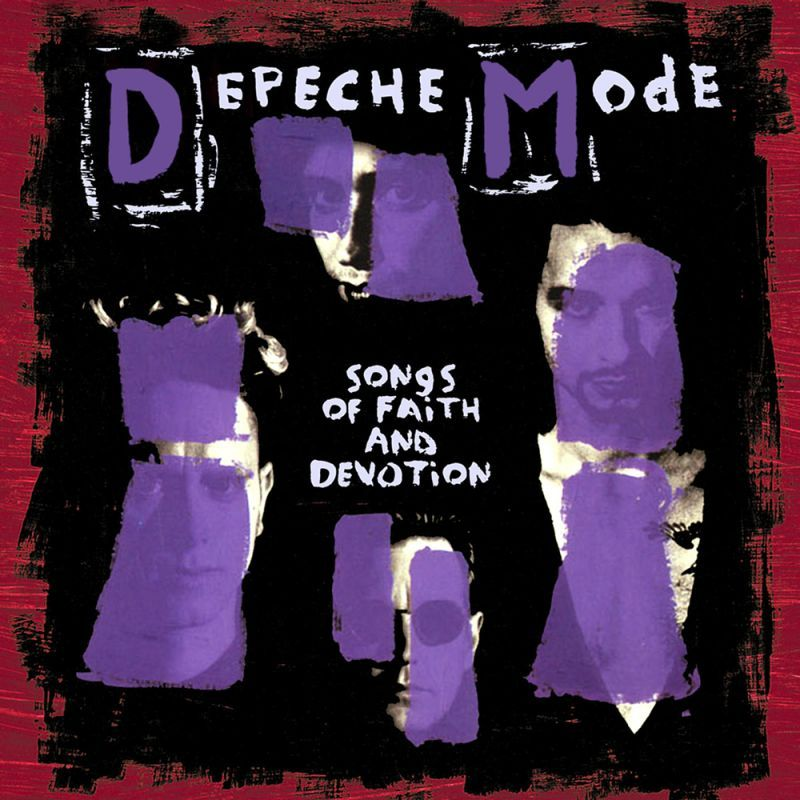 Depeche Mode | Songs Of Faith And Devotion | 1993 | CD | Cool music