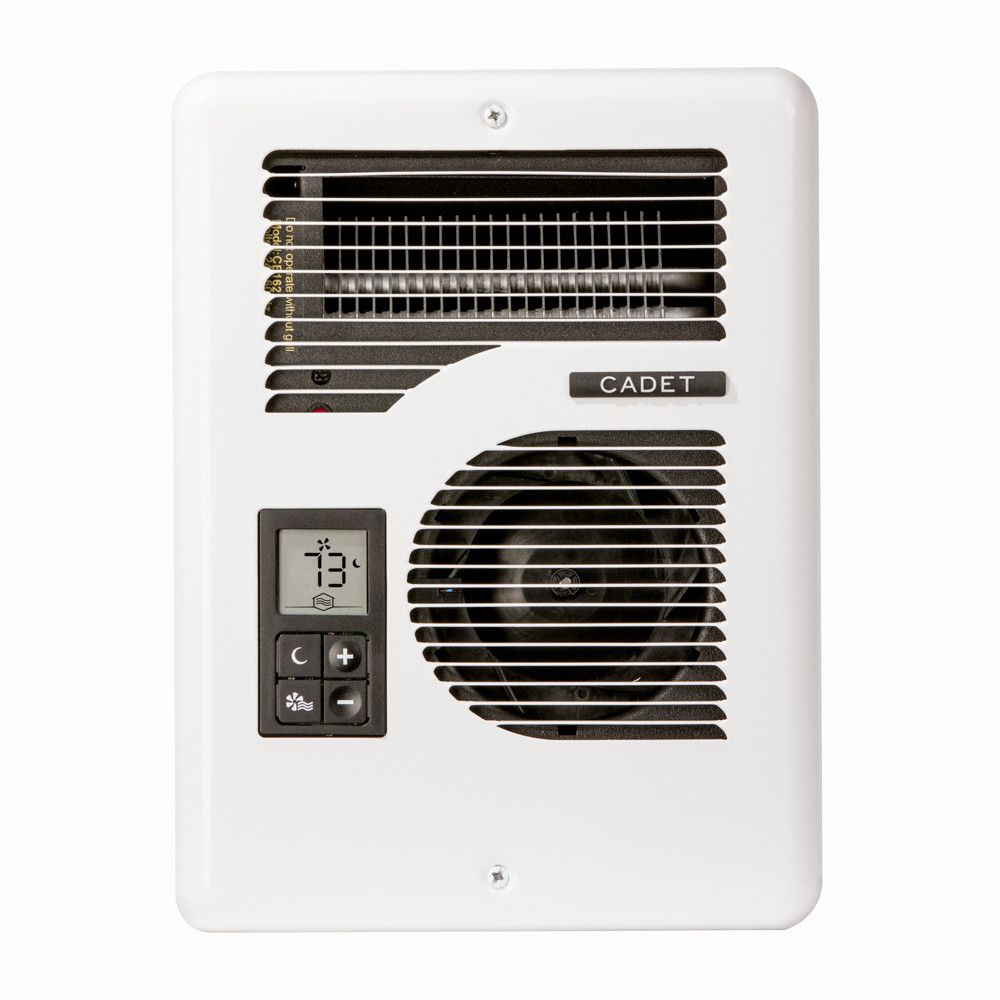 Com Pak Series Energy Plus Multi Watt 120 240 Volt Electric Fan Wall Heater Wall Mounted Heater Heater Thermostat Garage Heater