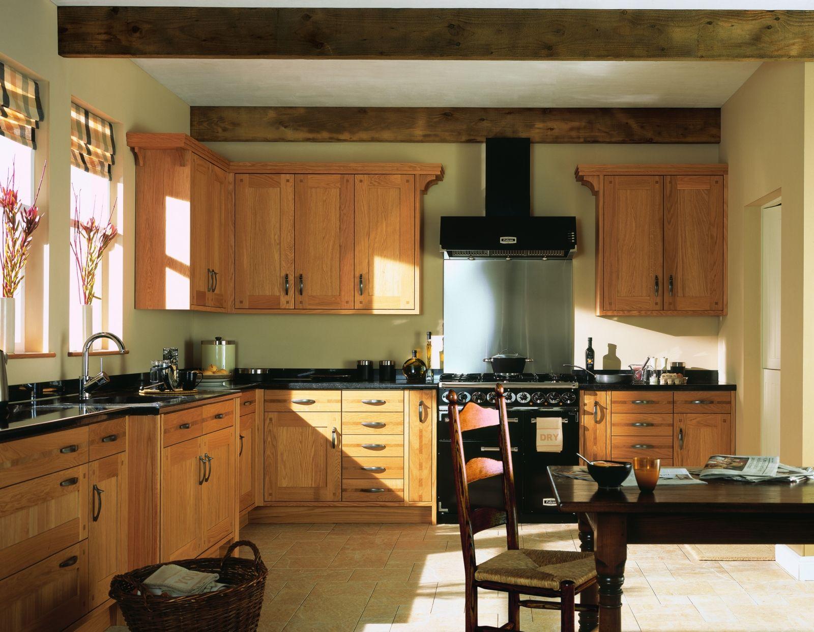 Best New Kitchen Paint Colors With Light Oak Cabinets 400 x 300