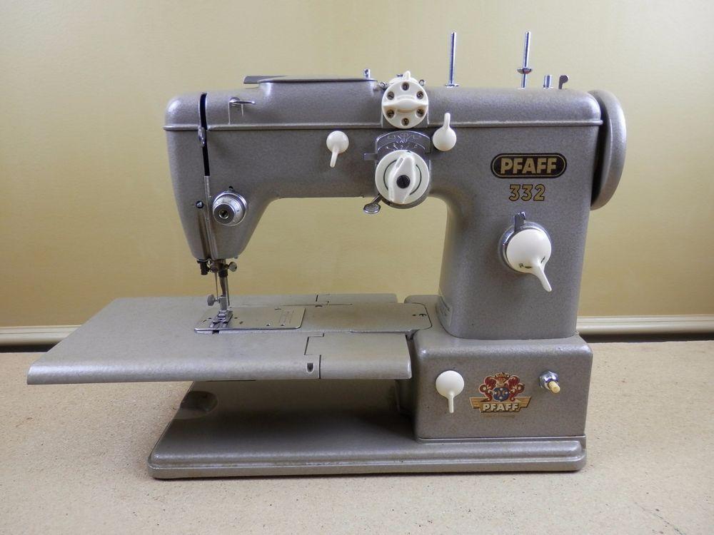 dating a pfaff sewing machine
