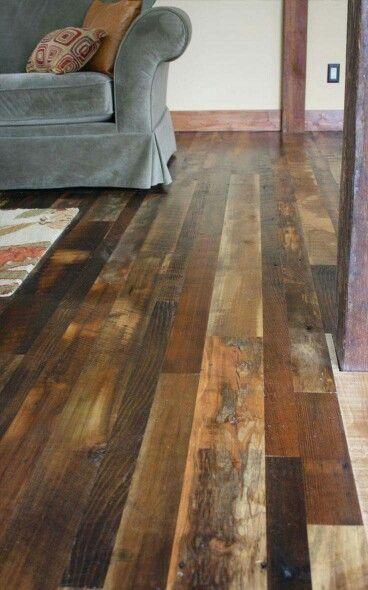 Absolutely Love This Floor Dunkler Vynil Boden Und
