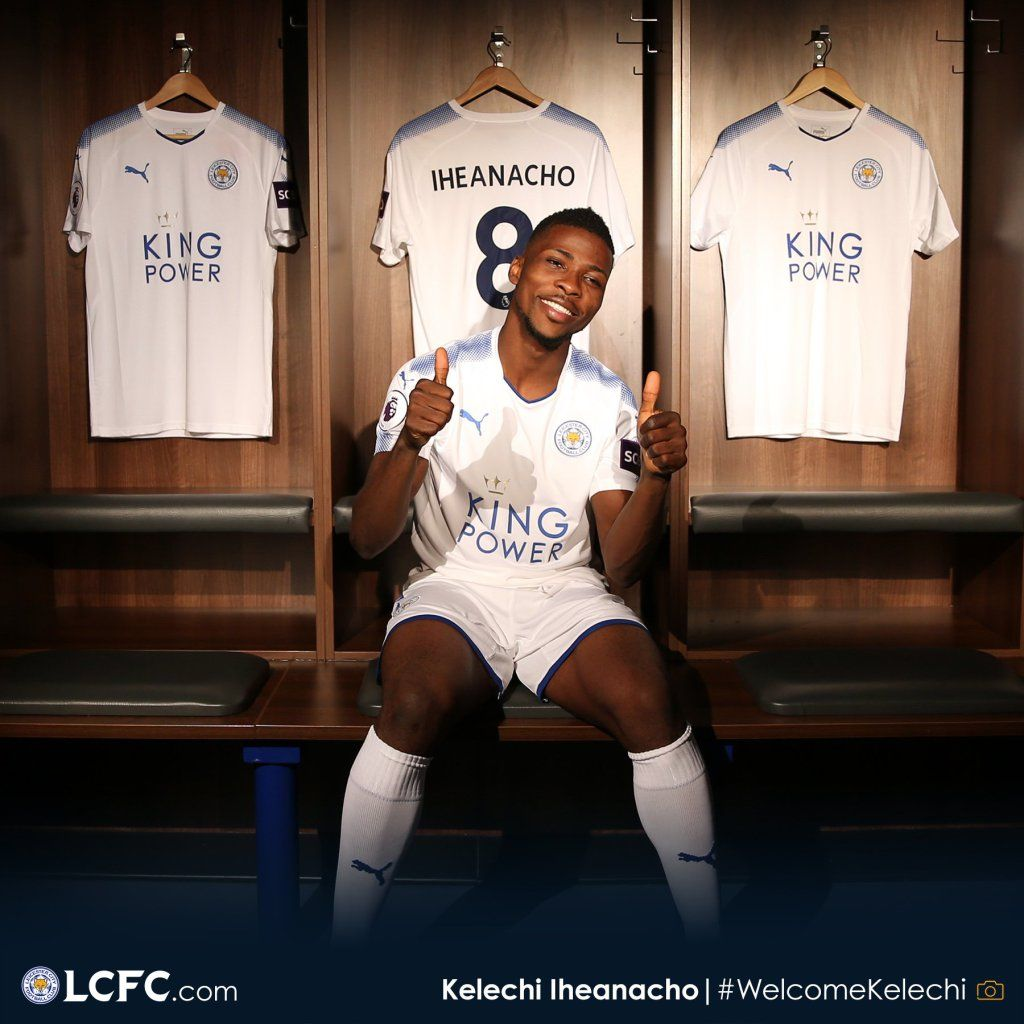 Agali: Leicester Is Iheanachos Chance To Prove GuardiolaWrong http://bit.ly/2vmX601 http://bit.ly/2v3lRf9