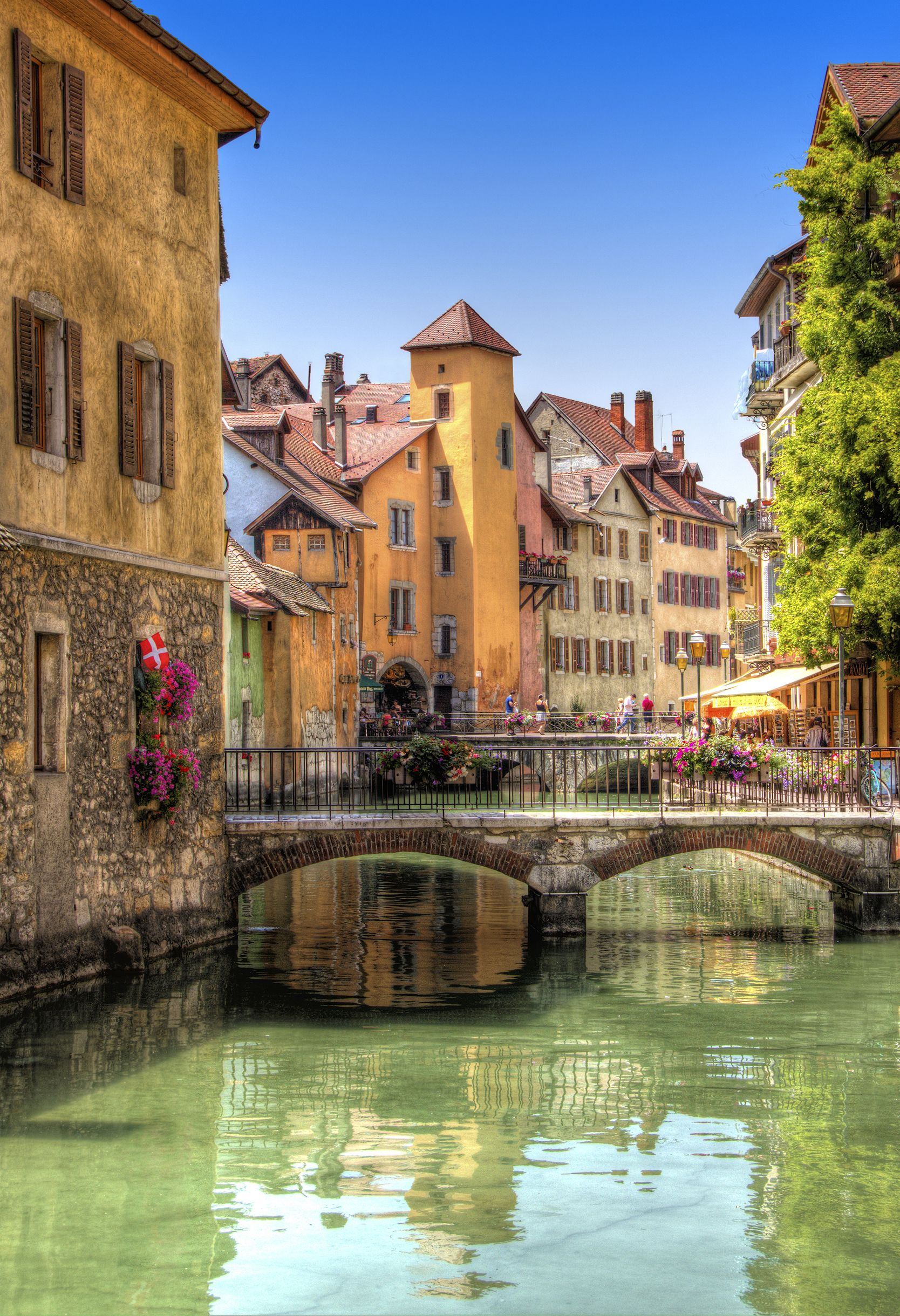 Private Walking Tour of Annecy's Historical Center ...