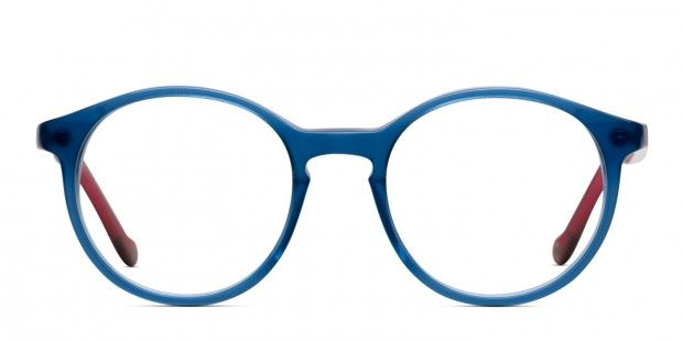 e3fff792751 ... Prescription Eyeglasses. Muse M8071 Blue w Red