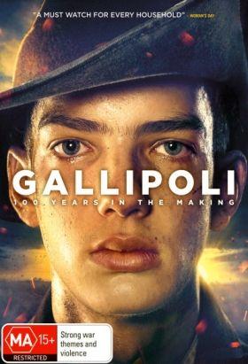 Gallipoli 2015 Mini Series Ep 7 Four Young Australian Boys
