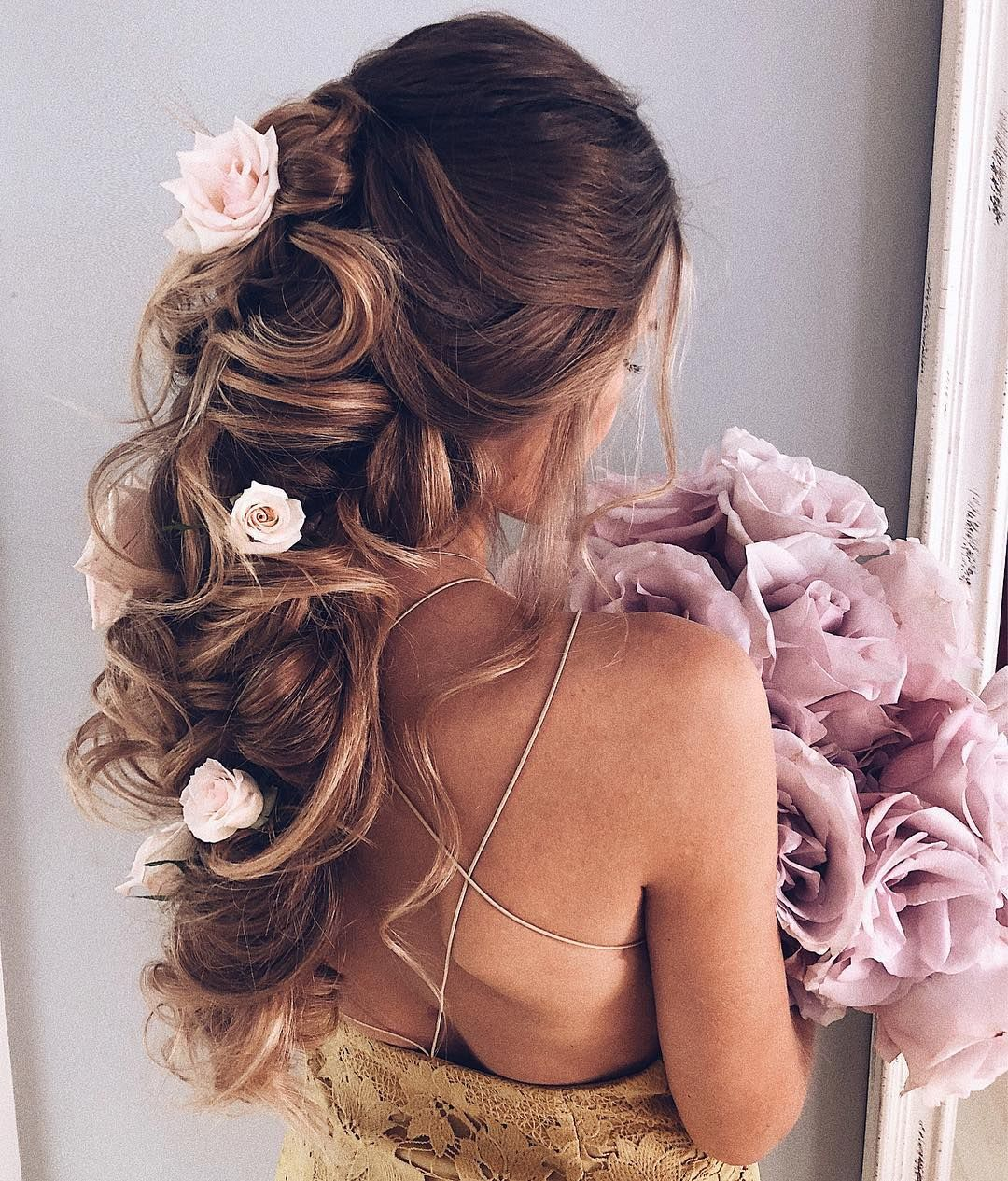 10 Special Event Hairstyles Meant For Long Curly Hair Curlyhairstyles Curlyhairstyles2019 Curlyhairty Hair Styles Wedding Hair Inspiration Hair Inspiration