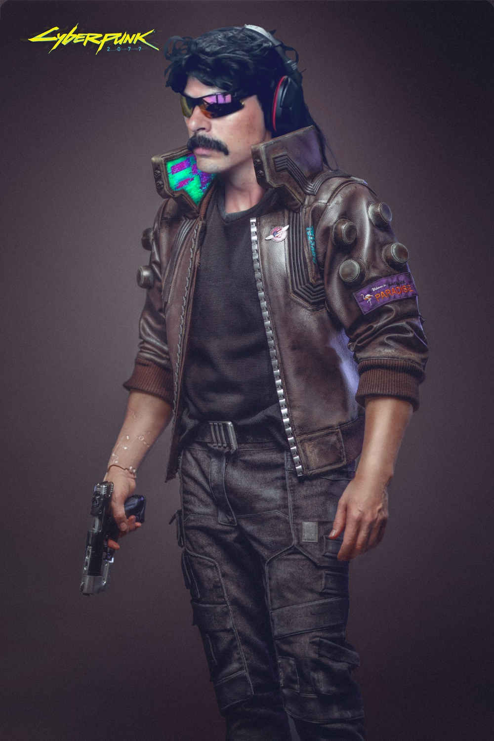 Cyberpunk 2077 Cosplay Guide Gives Us A Better Look At