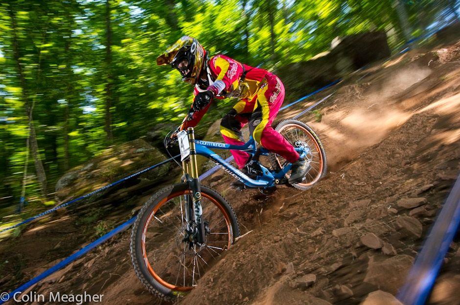 [FotoReport] WorldCup DH Windham: Rachel Atherton ed Aaron Gwin ancora una volta i più veloci   MTB-Forum.it