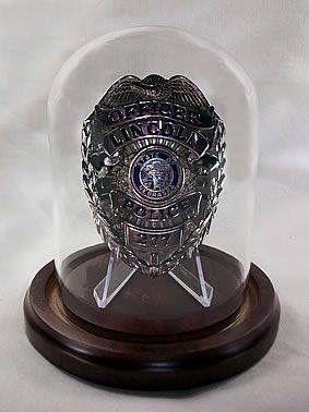 Badge Display Case Love My Police Officer ️ Police
