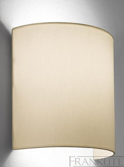 Half Shade Cylindrical Wall Light - WB970/1127