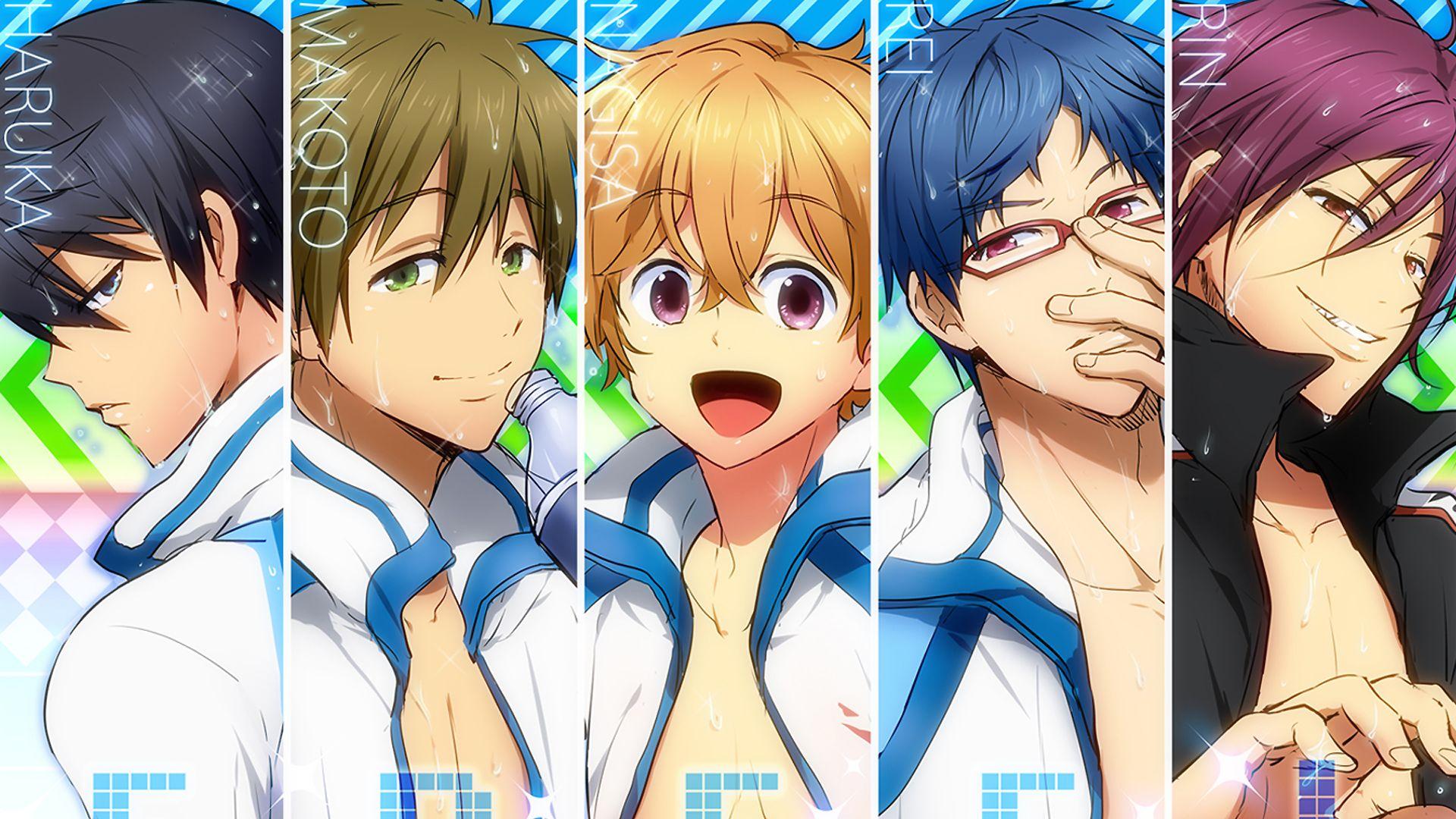 Pin By Brooklyn Brown On Free Iwatobi Swim Club Free Iwatobi Swim Club Swimming Anime Anime Anime free wallpaper hd