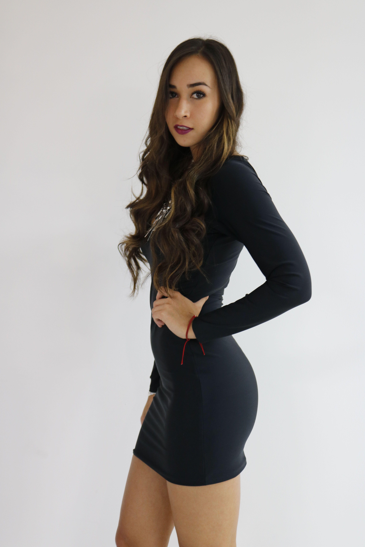 Vestidos Licra Colombiana