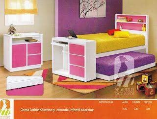 Muebleria Zambrano-muebles-minimalista-Guadalajara: Camas duplex y literas