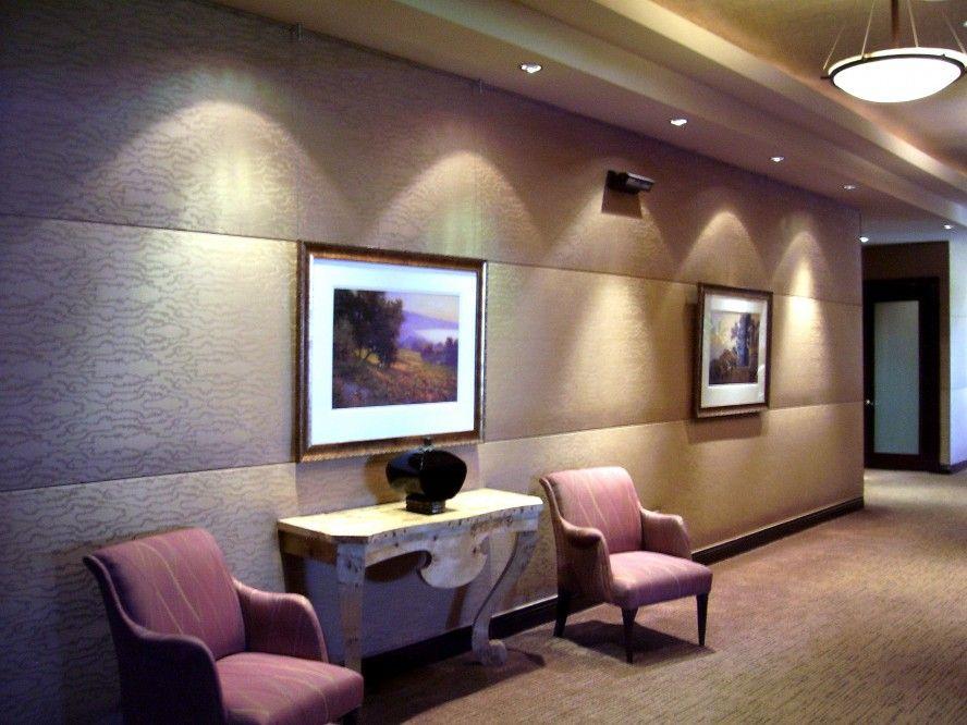 Stunning Padded Wall Panels Design Hotel Waiting