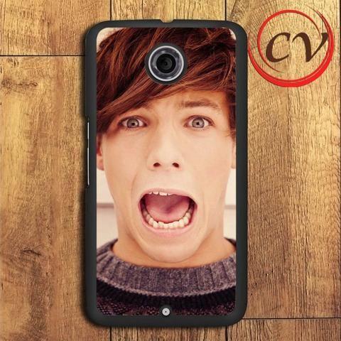 Louis Tomlinson One Direction Nexus 5,Nexus 6,Nexus 7 Case