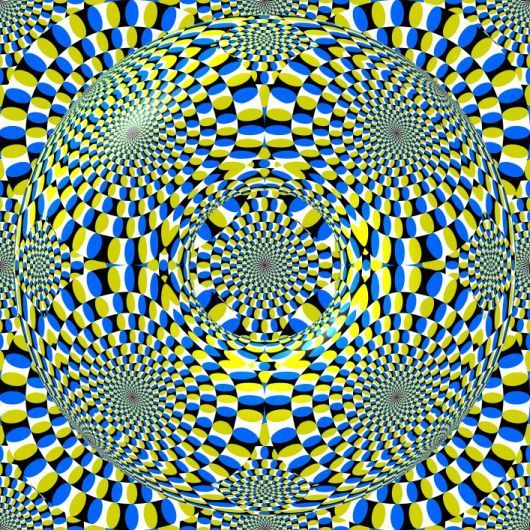 3datelier Best Made Optical Illusion Optical Tricks Magic Eye Visual Perception Mind Bender Magic 3d Trippy Trip Psy Optical Illusions Illusions Magic Eyes