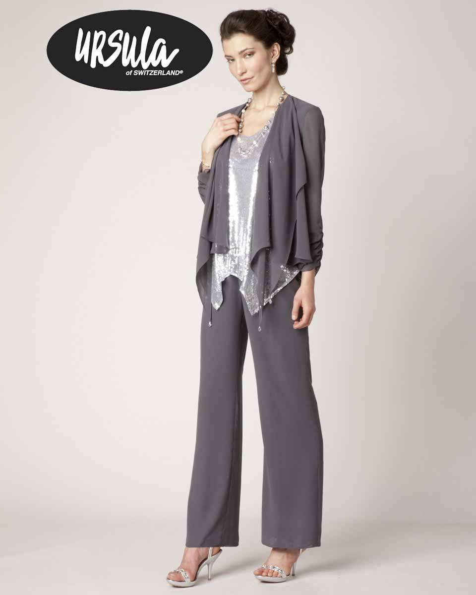 Special Occasion Dressy Pant Suits For Wedding Guest