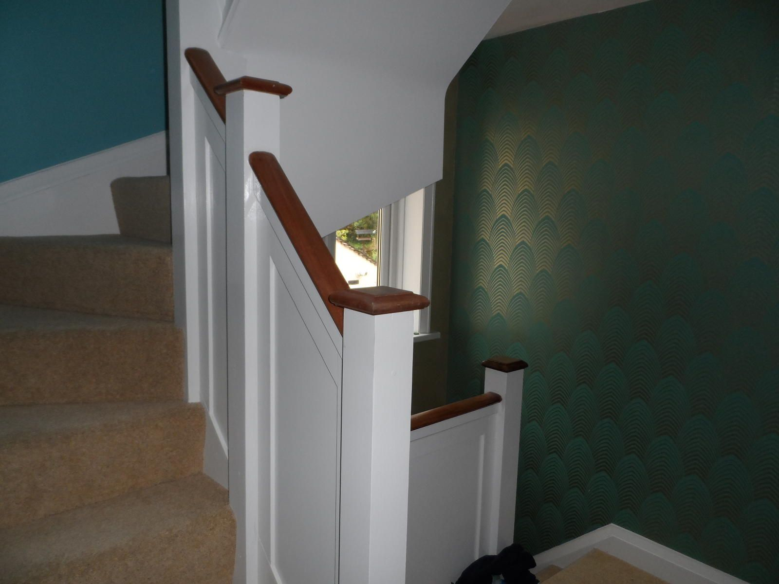 1930s house hallway ideas  Exeter Semi Detached Loft Conversion   loft  Pinterest  Flat