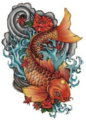 Chinese koi fish tattoo tattoo 39 s pinterest koi fish tattoo fish tattoos and koi for Chinese coy fish