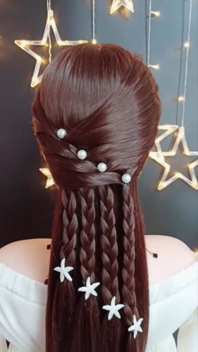 Compilation Of Amazing Hairstyles Video Hair Styles Long Hair Styles Hair Tutorial