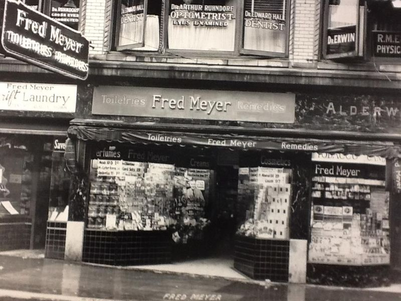 Fred Meyer . . . the early years | ( Portland Oregon History ...