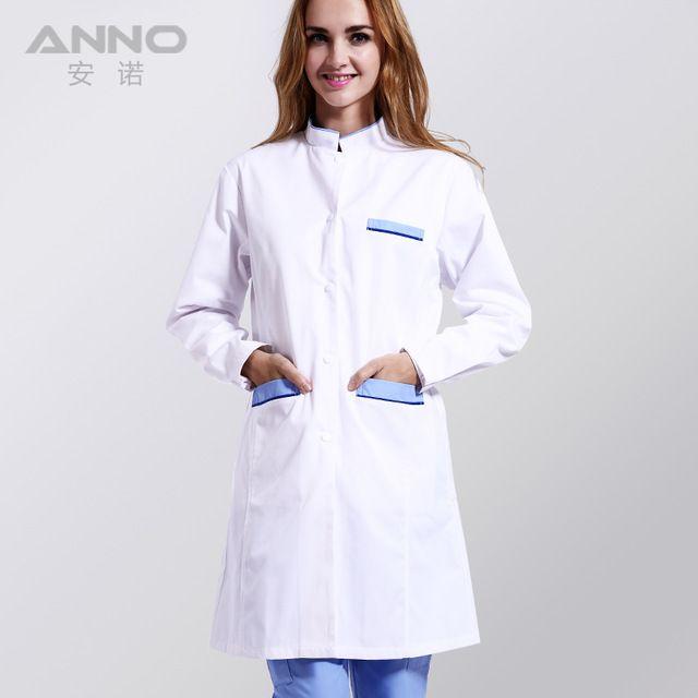 Resultado de imagen para mandil mujer enfermera | bata laboratorio ...