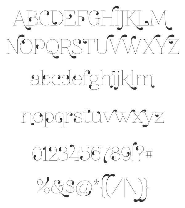 Fancy Alphabet Letters Designs