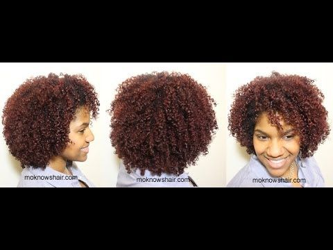 Wash N Go On Type 3c Hair Mo Knows Hair Is By Far One Of The Best