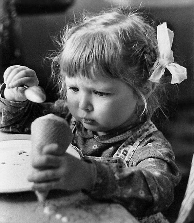 Детство в СССР | Детство, Дети и Черно белое фото