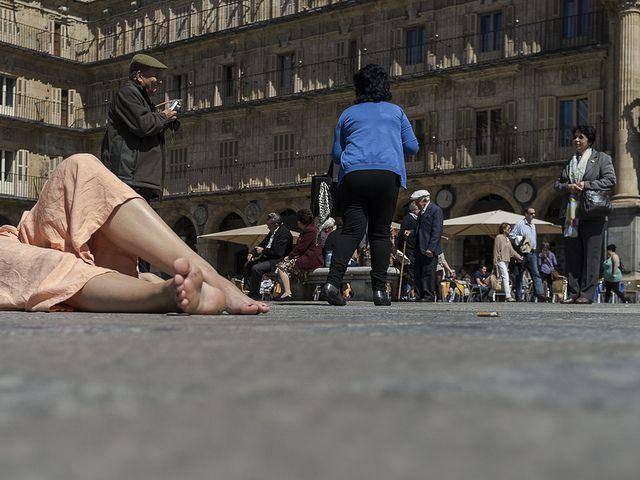 Cigarette end by Javi Calvo, via Flickr